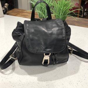 Michael Kors leather backpack